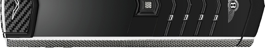 Новый Vertu Signature S Design for Bentley